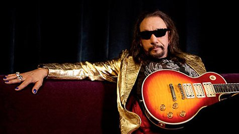 Image courtesy of Courtesy of Ace Frehley (via ABC News Radio)