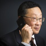 Blackberry CEO John Chen poses for a portrait in Toronto, March 26, 2014. REUTERS/Mark Blinch