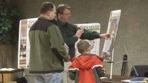 Oakport Township open house regarding annexation into Moorhead