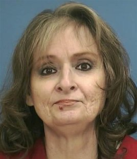 Death row inmate Michelle Byrom, 57, is seen in a Mississippi Department of Corrections photo taken January 11, 2011. REUTERS/Mississippi De