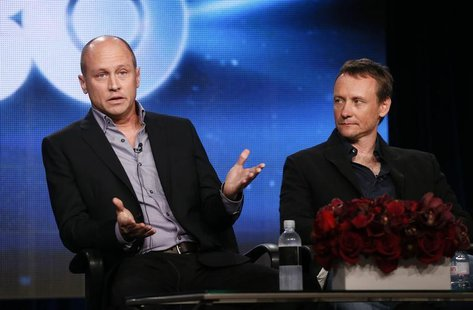 "Creator, executive producer, director and writer Mike Judge and executive producer, director, writer Alec Berg talk about HBO's ""Silicon Val"
