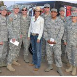 Representative Kristi Noem with members of the South Dakota Army National Guard. (Noem.house.gov)