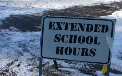Extended School Days