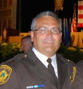 Capt. Mike Argall