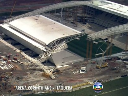 Brazil's World Cup stadium