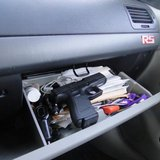 gun in glove box