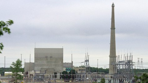 Monticello nuclear power plant   (Photo credit:  CBS)