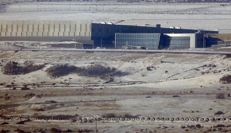 A National Security Agency (NSA) data gathering facility is seen in Bluffdale, about 25 miles (40 kms) south of Salt Lake City, Utah, Decemb