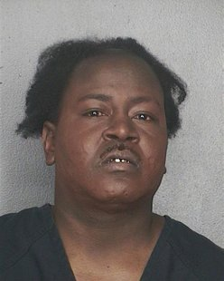 Maurice Young, also known as rapper Trick Daddy, is shown in this Broward Sheriff's Office photo released on April 4, 2014. REUTERS/Broward