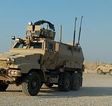 Caiman MTV armored vehicle   PHOTO: Wikipedia