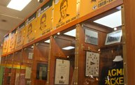Up Close View as Packers Hall of Fame Items Move to Neville Museum 11