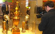 Up Close View as Packers Hall of Fame Items Move to Neville Museum 10