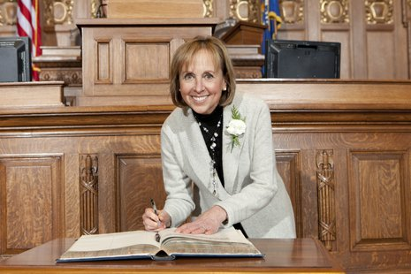 Wisconsin State Representative Sandy Pasch (D-Shorewood). (Photo from: legis.wisconsin.gov).