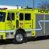 Honey Creek Fire Truck file photo