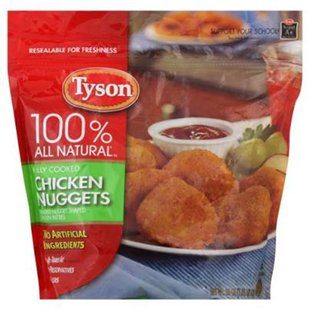 Tyson recalls nuggets