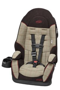 Evenflo Car Seat, one of several being recalled
