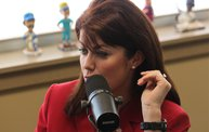 Lt. Governor Rebecca Kleefisch at WTAQ 3