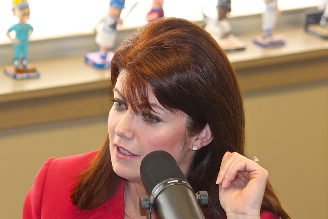 Lt. Governor Rebecca Kleefisch on The Jerry Bader Show