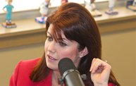 Lt. Governor Rebecca Kleefisch at WTAQ 2