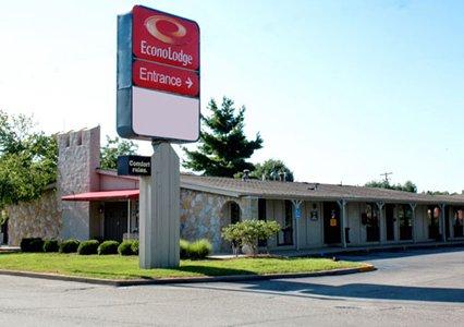 Terre Haute Econo Lodge