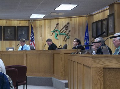 Marshfield City Council