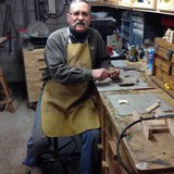 This year's featured carver is Larry Lienau.