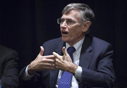 Richard Ketchum, chairman and CEO of FINRA, speaks during the Investment Company Institute's (ICI) Capital Markets Conference in New York, O