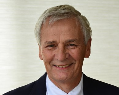 State Senate candidate Jim Walters (D-Lawton)