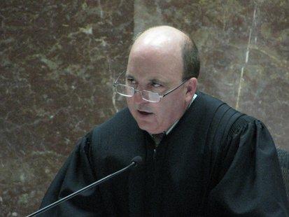 Judge Patrick O'Melia
