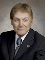 Wisconsin State Senator Mike Ellis (R-Neenah). (Photo from: legis.wisconsin.gov).