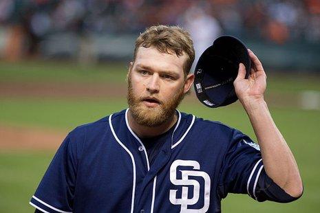 San Diego Padres RHP Andrew Cashner