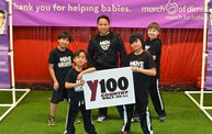 March For Babies in Appleton With Y100 :: 4/12/14 23