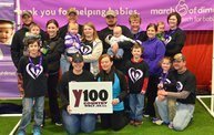 March For Babies in Appleton With Y100 :: 4/12/14 9