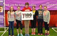 March For Babies in Appleton With Y100 :: 4/12/14 18