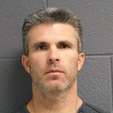 Chad Curtis is serving time at the Gus Harrison Correction Facility.  This is is Michigan Department of Correction mugshot.