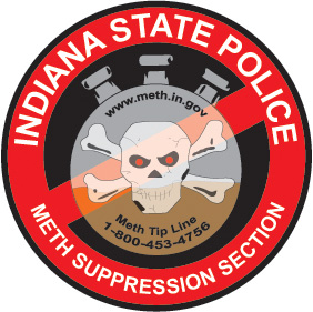 Indiana State Police Meth Suppression Section