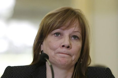 General Motors CEO Mary Barra testifies before the Senate Commerce and Transportation Consumer Protection, Product Safety and Insurance subc