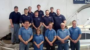 Coldwater Lake Martina staff