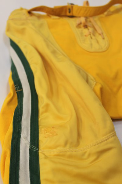 Bart Starr's game worn pants