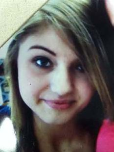 Missing Colon Township teen Jessika Mathis (courtesy St Joseph Co Sheriff's Department)