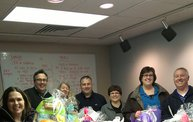 Easter Basket Drive 2014 2