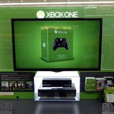 An XBox One is seen on display at the Wal-Mart Supercenter in the Porter Ranch section of Los Angeles November 26, 2013. REUTERS/Kevork Djan