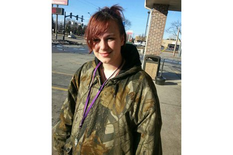 Tricia E. Kiley (Photo from: Brown County Sheriff's Office)