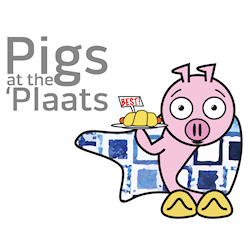 Pigs at the Plaats
