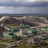 A general view of a Uralkali potash mine near the city of Berezniki in the Perm region close to Russia's Ural mountains August 26, 2013. REU
