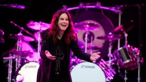 Image courtesy of Ozzy Osbourne via Twitter (via ABC News Radio)