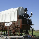 worlds largest covered wagon