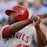 Los Angeles Angels 2B Howie Kendrick REUTERS/Dave Kaup