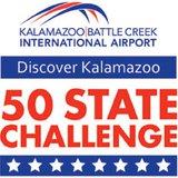 Kalamazoo Marathon 50 State Challenge.