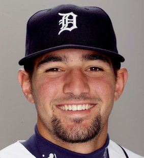 Detroit Tigers 3B Nick Castellanos